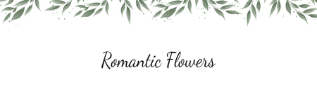 Horisontal botanical vector design banner. Pink rose, eucalyptus, succulents, flowers, greenery. Natural spring card or frame. All elements are isolated and editable Banco de Imagens - 126322660
