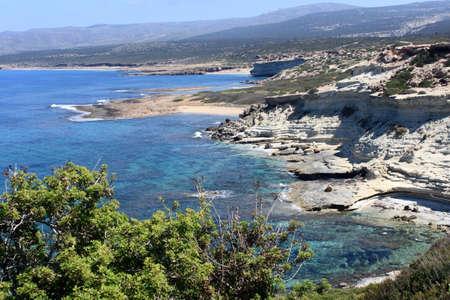 Akamas Peninsula in Cyprus