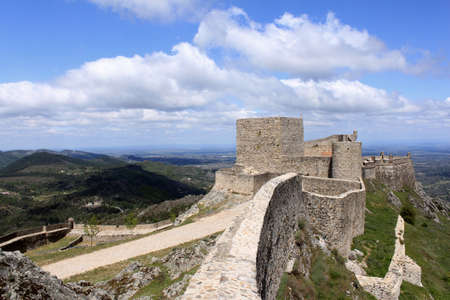 Castle of Marvao, Portugal