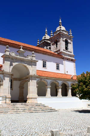 Church of Nazare, Portugal
