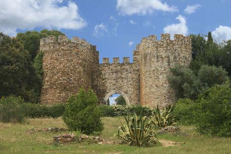 Castle of Vila Vicosa, Portugal