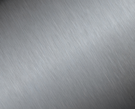 brushed metal: Metal brushed shiny surface for texture