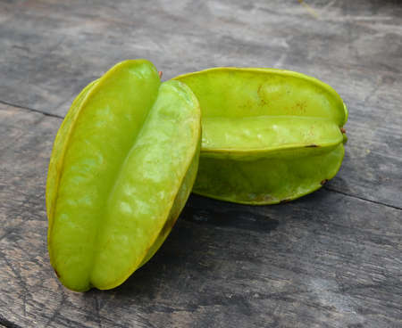 Star fruits Stock Photo
