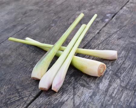 bundle of lemon grass