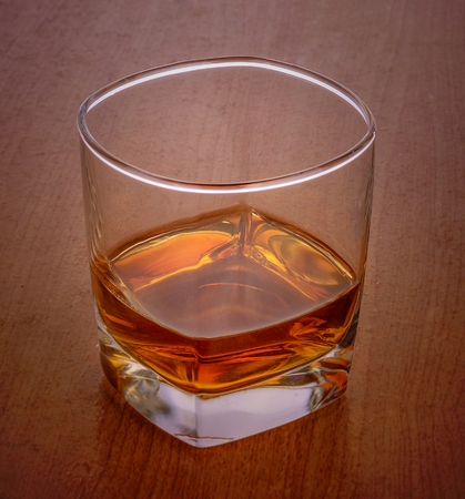 shooter drink: alcohol Stock Photo