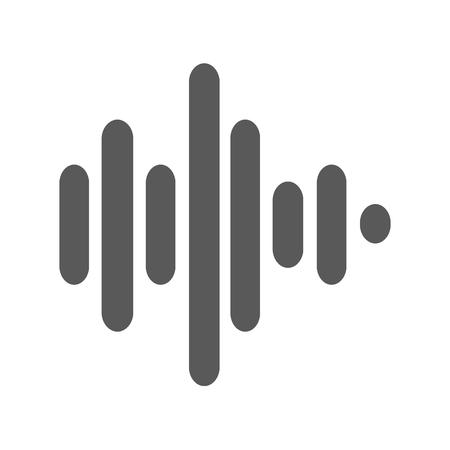 Sound wave icon.