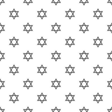 David star pattern