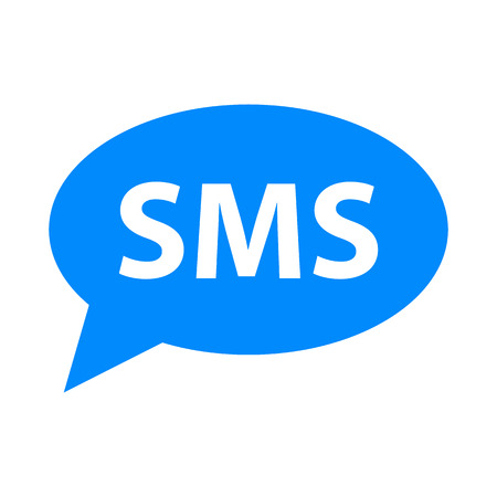SMS icon Illustration