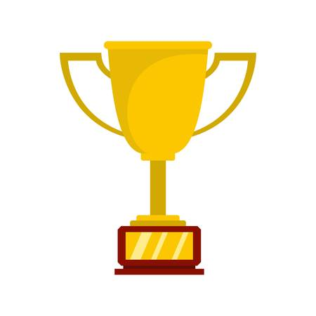 Cup award icon. Illustration