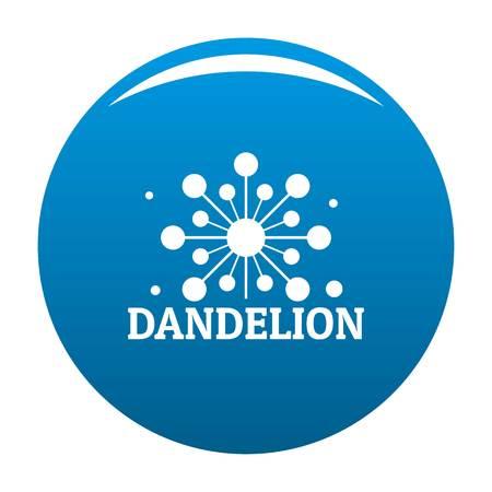 Growing dandelion icon.