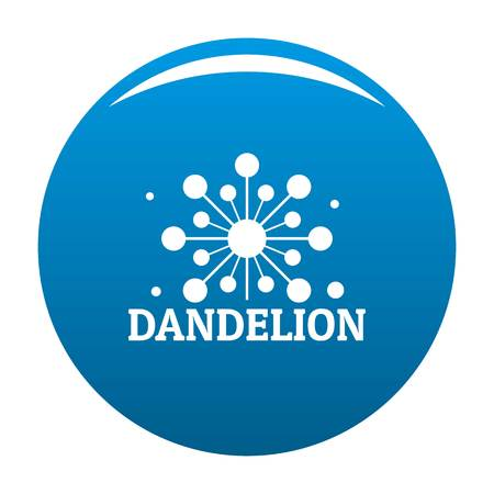 Growing dandelion icon.
