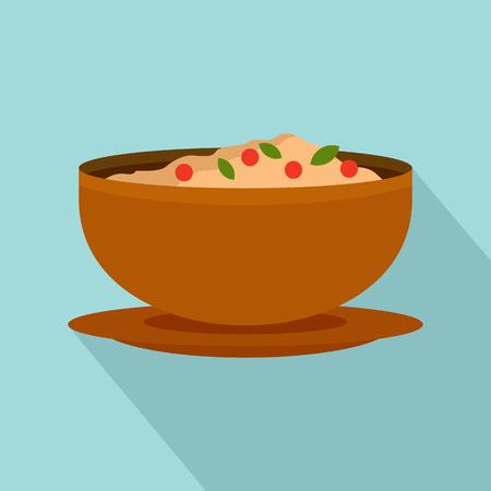 Vietnam food icon. Flat illustration of Vietnam food vector icon for web design