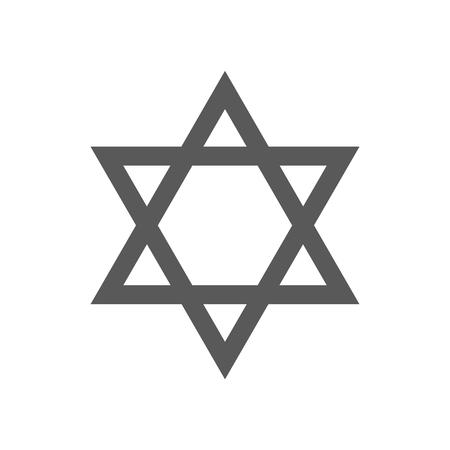 David star icon  simple