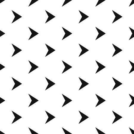 Arrow pattern seamless Stock Photo - 106011649
