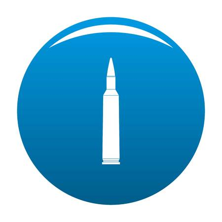 Big cartridge icon blue