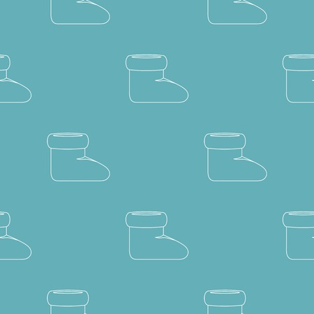 Woman shoes pattern seamless repeating for any web design