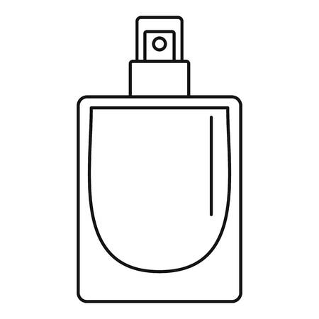 French perfume icon. Outline french perfume icon for web design isolated on white background