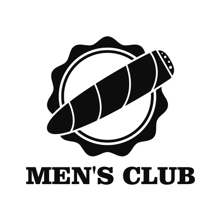 Men club   simple style