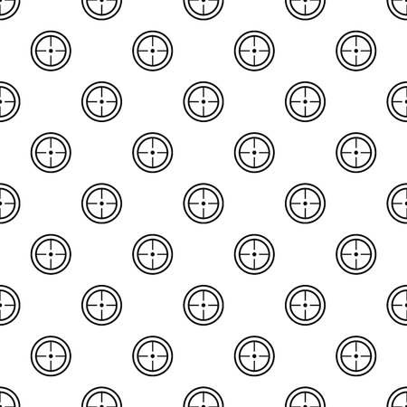 Sport goal pattern seamless vector