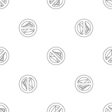 No money bribery pattern seamless vector repeat geometric for any web design