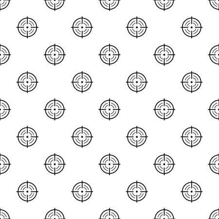 Rear sight pattern seamless vector repeat geometric for any web design