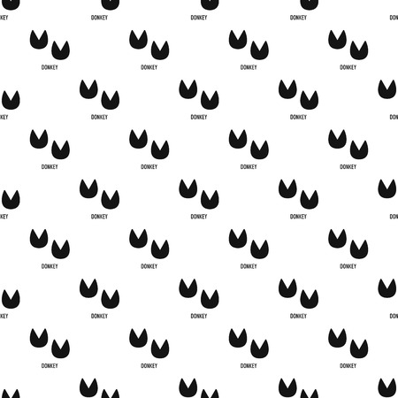 Donkey step pattern seamless vector repeat geometric for any web design
