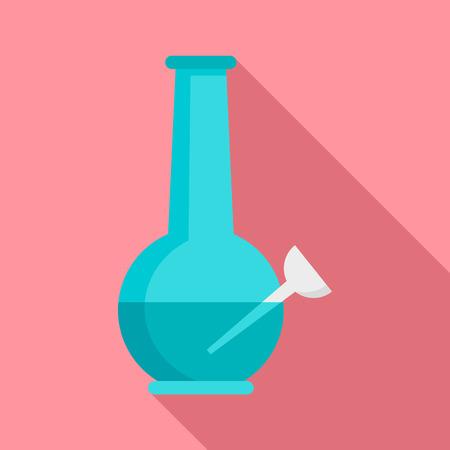 Bulbulyator icon, flat style