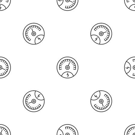 Save energy dashboard pattern seamless