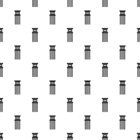 Antique column pattern seamless