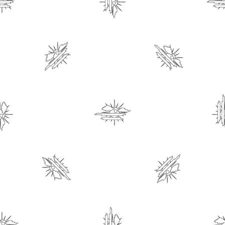 Overcast pattern seamless vector repeat geometric for any web design