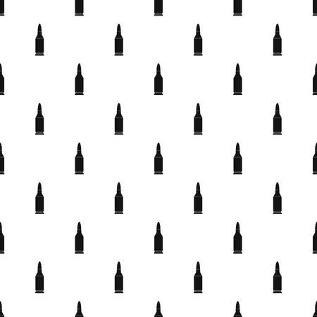 Bullet pattern seamless vector