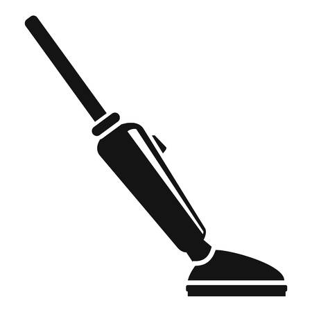 Car vacuum cleaner icon, simple style  イラスト・ベクター素材