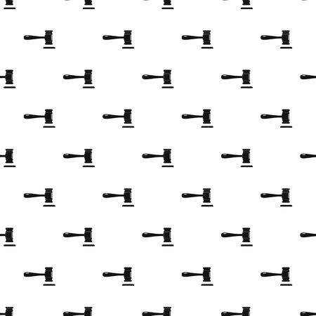 Court pattern seamless vector