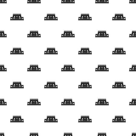 Water energy pattern seamless vector repeat geometric for any web design
