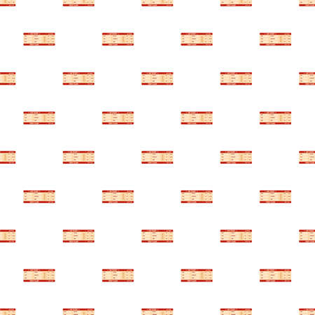 First class pattern seamless vector repeat for any web design