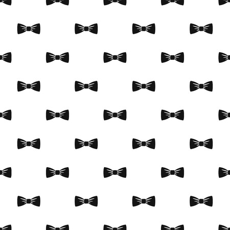 Bow tie pattern seamless vector repeat geometric for any web design