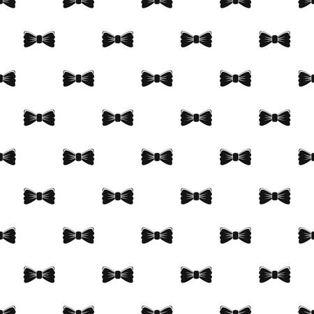 Old bow tie pattern seamless vector repeat geometric for any web design
