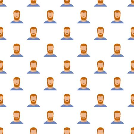 Hipster pattern seamless vector repeat for any web design