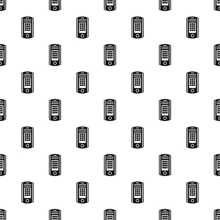 Intercom pattern seamless vector repeat geometric for any web design