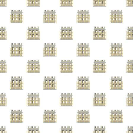 Construction material pattern seamless vector