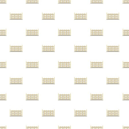 Building pattern seamless vector Ilustracja