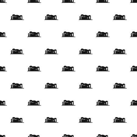 Taipei Taiwan pattern seamless vector  イラスト・ベクター素材