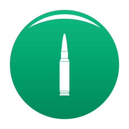 Small bullet icon green