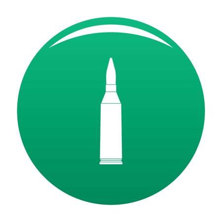 Thin cartridge icon green