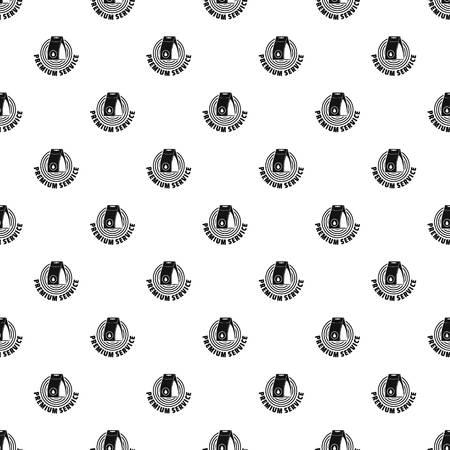 Laundry service pattern seamless Archivio Fotografico