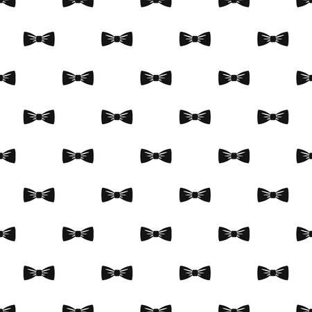 Bow tie pattern seamless