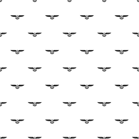 Avia squadron pattern seamless vector