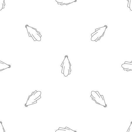 Después del icono del baño. Ilustración de esquema de después del baño icono vectoriales para diseño web aislado sobre fondo blanco. Ilustración de vector