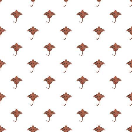 Stingray pattern seamless