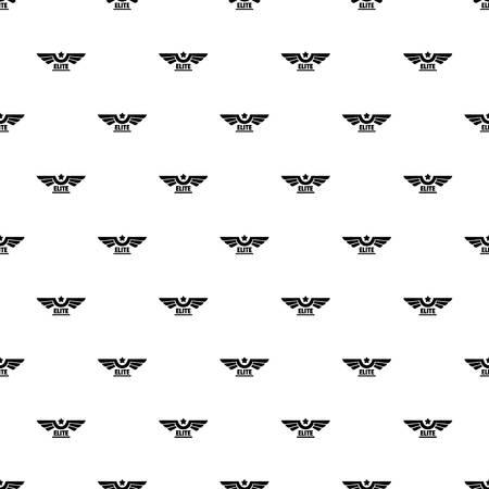 Elite pattern seamless